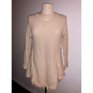 Hayden Girls Oversized Sweater